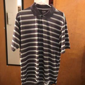 Adidas Golf Shirt Men's Medium